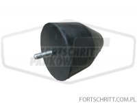 Odbój gumowy 1 śruba HL HW - HEMAS.PL CZĘŚCI FORTSCHRITT PANKÓW