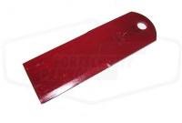 Nóż gładki fi12 50x160 3mm - HEMAS.PL CZĘŚCI FORTSCHRITT PANKÓW