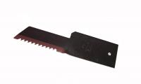 Nóż sieczkarni stały BISO ząbkowany - HEMAS.PL CZĘŚCI FORTSCHRITT PANKÓW