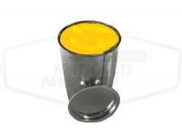 Farba 1 Litr Żółty Fortschritt MDW 9002 - HEMAS.PL CZĘŚCI FORTSCHRITT PANKÓW
