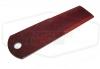 Nóż gładki fi12 50x195 3mm - HEMAS.PL CZĘŚCI FORTSCHRITT PANKÓW