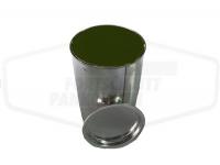 Farba 1 Litr  Ciemny zielony Fortschritt ZT podwozie 6014 - HEMAS.PL CZĘŚCI FORTSCHRITT PANKÓW